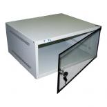 Телекоммуникационный шкаф TWT Lite TWT-CBWL-6U-6X4, 6U, серый, купить за 4 395руб.