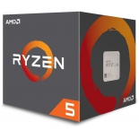 процессор AMD Ryzen 5 2600 (Socket AM4 3400MHz 65W) BOX