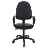 компьютерное кресло Бюрократ CH-1300/OR-16 Престиж+, черное
