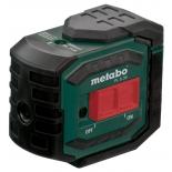 Нивелир Metabo PL 5-30 черный/зеленый, купить за 17 150руб.