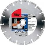 Диск отрезной Алмазный диск Fubag Universal Pro (диам. 350/30/25.4), купить за 3 805руб.