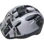 шлем велосипедный Action PWH-30, серый