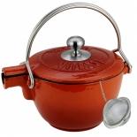 чайник заварочный Vitesse VS-2329 оранжевый