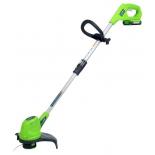 газонокосилка greenworks 2101207 G24LT30 (электрический)