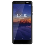 смартфон Nokia 3.1 DS  2/16Gb, черный