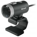 web-камера Microsoft LifeCam Cinema for Business (6CH-00002) черная