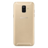 смартфон Samsung Galaxy A6 3/32Gb , золотистый