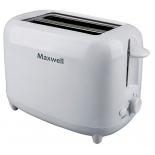 тостер Maxwell MW-1505 W (пластик)