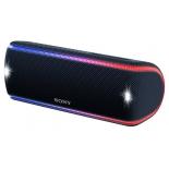 портативная акустика Sony SRS-XB31, черная