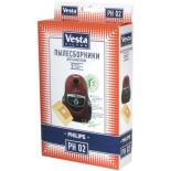 фильтр для пылесоса Vesta PH02, комплект пылесборников