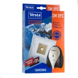 фильтр для пылесоса Vesta SM09S, комплект пылесборников