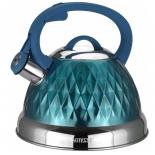 чайник для плиты Vitesse VS-1122 голубой