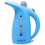 Пароочиститель-отпариватель Kelli KL-317, голубой