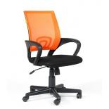 кресло офисное Chairman 696, оранжевое