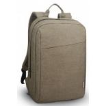 рюкзак городской Lenovo Laptop Backpack B210, зеленый