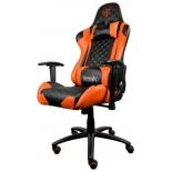 игровое компьютерное кресло ThunderX3 TGC12-BO, черное/оранжевое