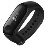 фитнес-браслет Xiaomi Mi band 3 черный