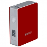 аксессуар для телефона InterStep PB52001UR, красный