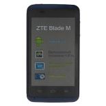 смартфон ZTE Blade M, синий