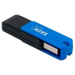 usb-флешка Mirex City 16Gb, синяя