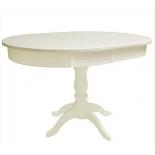 стол обеденный Мебель Импэкс Leset Мичиган 2Р МИ Слоновая кость 1013 (140х100 см)
