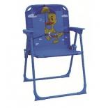 стул складной XYC-399 (детский), синий