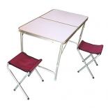 набор для пикника PT-019 (стол и 2 стулула)