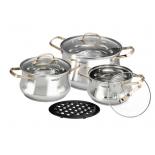 набор посуды для готовки Vitesse VS-2083 (из 7-ми пр.)