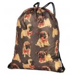 рюкзак спортивный Nosimoe (3115) щенки-бантики