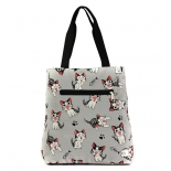 сумка Nosimoe 052D, коты-мульт-grey