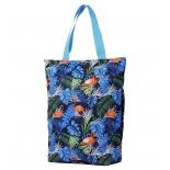 сумка Nosimoe (3152) тропики-фламинго