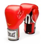 перчатки боксерские Everlast Pro Style Anti-MB 2110U, 10oz, к/з, красные