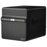 сетевой накопитель Synology DS418J (без HDD)