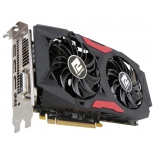 видеокарта Radeon PowerColor AXRX 580 4GBD5-3DHDV2/OC ( 256Bit, DDR5)4Gb