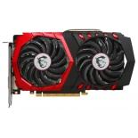 видеокарта GeForce MSI GeForce GTX 1050 Ti 1290Mhz PCI-E 3.0 4096Mb 7008Mhz 128 bit DVI HDMI HDCP GAMING [GTX 1050 Ti GAMING 4G]