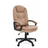 кресло офисное Chairman 668 LT, бежевое