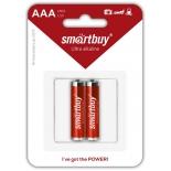 батарейка Smartbuy Ultra alkaline SBBA-3A02B (2x AAA/LR03, 1.5 В)