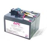 батарея аккумуляторная для ИБП APC RBC48, батарея аккумуляторная, 12В / 168 ВАч
