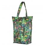 сумка женская Nosimoe 3152-2 тоут (кактусы)