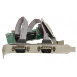 контроллер (плата расширения для ПК) Orient XWT-PE2S1PV2 PCI-E