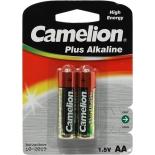 батарейка Camelion LR6-2 (AA), 2 шт