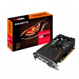 видеокарта Radeon Gigabyte RX 560 GV-RX560OC-4GD 4Gb
