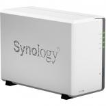 сетевой накопитель Synology DS218J 2Bay