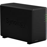 сетевой накопитель Synology DS218PLAY 2Bay