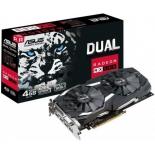 видеокарта Radeon Asus PCI-E ATI RX 580 DUAL-RX580-4G 4Gb