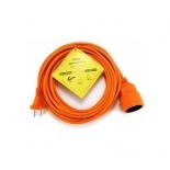 удлинитель электрический PowerCube PC-E1-B-20 оранжевый