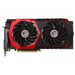 видеокарта GeForce MSI GeForce GTX 1060 1531Mhz PCI-E 3.0 6144Mb 8008Mhz 192 bit DVI HDMI HDCP, GTX 1060 GAMING 6G