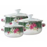 набор посуды для готовки Zeidan Z-80611-03 (из 6 пр.)