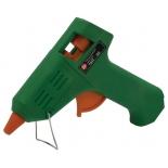 клеевой пистолет Калибр ТКП-30, зеленый