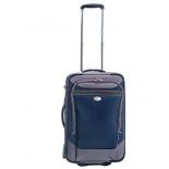 чемодан Santa Fe Де Люкс L07809/25, (73 л) 66х43х26-31 см синий